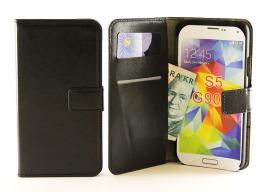 billigamobilskydd.seCrazy Horse wallet Samsung Galaxy S5 / S5 Neo (G900F / G903F)