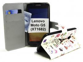 billigamobilskydd.seDesignwallet Lenovo Moto G5 (XT1682 / XT1676)