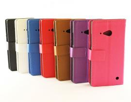 billigamobilskydd.seStandcase wallet Nokia Lumia 730/735