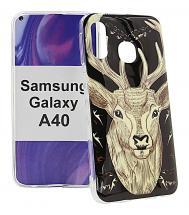 billigamobilskydd.seDesignskal TPU Samsung Galaxy A40 (A405FN/DS)