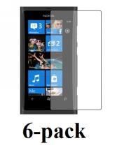 billigamobilskydd.seNokia Lumia 800 skärmskydd 6-pack