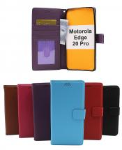 billigamobilskydd.seNew Standcase Wallet Motorola Edge 20 Pro