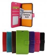 billigamobilskydd.seCrazy Horse Wallet Samsung Galaxy A22 (SM-A225F/DS)