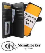 CoverInSkimblocker XL Magnet Fodral OnePlus Nord CE 5G