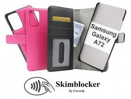 CoverInSkimblocker Magnet Fodral Samsung Galaxy A72 (A725F/DS)
