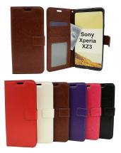 billigamobilskydd.seCrazy Horse Wallet Sony Xperia XZ3
