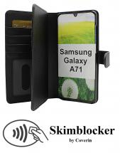 CoverInSkimblocker XL Wallet Samsung Galaxy A71 (A715F/DS)