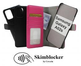 CoverInSkimblocker Magnet Fodral Samsung Galaxy A02s