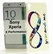 billigamobilskydd.seDesignskal TPU Sony Xperia X Performance (F8131)