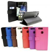 billigamobilskydd.seStandcase Wallet Huawei P9 Plus