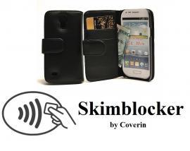 billigamobilskydd.seSkimblocker Plånboksfodral Samsung Galaxy S4 Mini (i9195/i9190)
