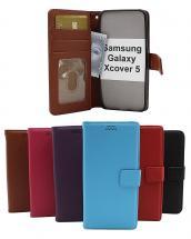 billigamobilskydd.seNew Standcase Wallet Samsung Galaxy Xcover 5 (SM-G525F)