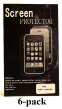 billigamobilskydd.seSkärmskydd Nokia Lumia 625 6-pack