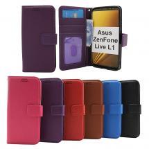 billigamobilskydd.seNew Standcase Wallet Asus ZenFone Live L1 (ZA550KL)