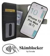 CoverInSkimblocker Magnet Fodral iPhone 12 Pro Max (6.7)