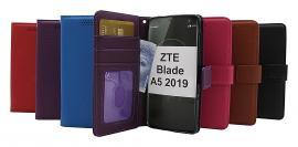 billigamobilskydd.seNew Standcase Wallet ZTE Blade A5 2019