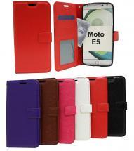 billigamobilskydd.seCrazy Horse Wallet Motorola Moto E5 / Moto E (5th gen)