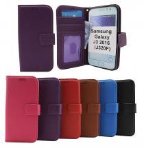 billigamobilskydd.seNew Standcase Wallet Samsung Galaxy J3 2016 (J320F)