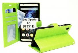 billigamobilskydd.seCrazy Horse Wallet Sony Xperia L1 (G3311)