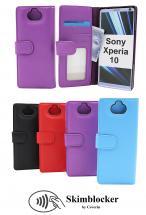 billigamobilskydd.seSkimblocker Plånboksfodral Sony Xperia 10