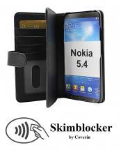 CoverInSkimblocker XL Wallet Nokia 5.4