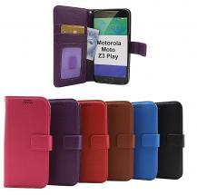 billigamobilskydd.seNew Standcase Wallet Motorola Moto Z3 Play