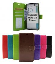 billigamobilskydd.seCrazy Horse Wallet Motorola Moto G8 Power