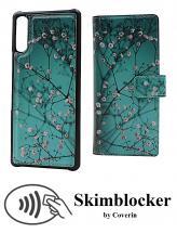 CoverInSkimblocker Magnet Designwallet Sony Xperia L4