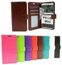 billigamobilskydd.seCrazy Horse Wallet Huawei P9 Lite Mini