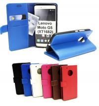 billigamobilskydd.seStandcase Wallet Lenovo Moto G5 (XT1682 / XT1676)