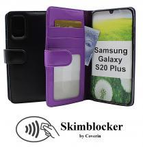 CoverInSkimblocker Plånboksfodral Samsung Galaxy S20 Plus (G986B)