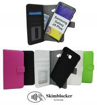 CoverInSkimblocker Magnet Fodral Samsung Galaxy J4 Plus (J415FN/DS)