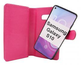 billigamobilskydd.seCrazy Horse XL Magnet Fodral Samsung Galaxy S10 (G973F)