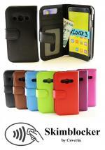 billigamobilskydd.seSkimblocker Plånboksfodral Samsung Galaxy Xcover 3 (SM-G388F)