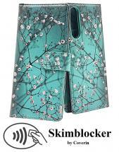 billigamobilskydd.seSkimblocker XL Magnet Designwallet Samsung Galaxy A21s (A217F/DS)