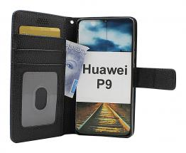 billigamobilskydd.seNew Standcase Wallet Huawei P9
