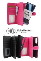 CoverInSkimblocker XL Magnet Fodral Sony Xperia 5 II (XQ-AS52)