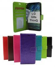 billigamobilskydd.seCrazy Horse Wallet LG G8s ThinQ (LMG810)