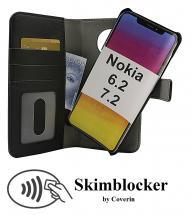 CoverInSkimblocker Magnet Fodral Nokia 6.2 / 7.2