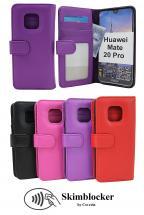 billigamobilskydd.seSkimblocker Plånboksfodral Huawei Mate 20 Pro