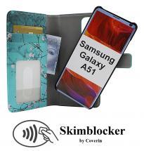 billigamobilskydd.seSkimblocker Magnet Designwallet Samsung Galaxy A51 (A515F/DS)