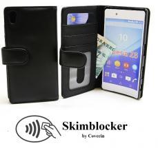 billigamobilskydd.seSkimblocker Plånboksfodral Sony Xperia Z5 (E6653)