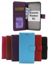 billigamobilskydd.seNew Standcase Wallet Xiaomi Redmi 9C