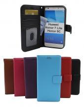 billigamobilskydd.seNew Standcase Wallet Huawei Honor 7 Lite (NEM-L21)