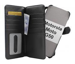 CoverInSkimblocker XL Magnet Fodral Motorola Moto G50