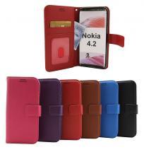 billigamobilskydd.seNew Standcase Wallet Nokia 4.2