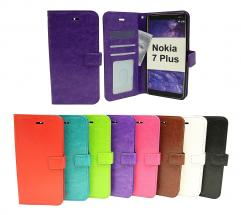 billigamobilskydd.seCrazy Horse Wallet Nokia 7 Plus