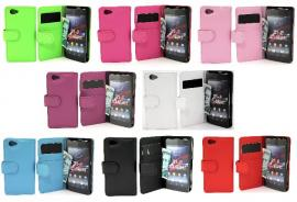 CoverInPlånboksfodral Sony Xperia Z1 Compact (D5503)
