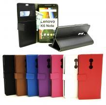 billigamobilskydd.seStandcase Wallet Lenovo K6 Note
