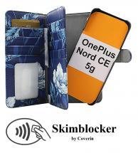 CoverInSkimblocker XL Magnet Designwallet OnePlus Nord CE 5G